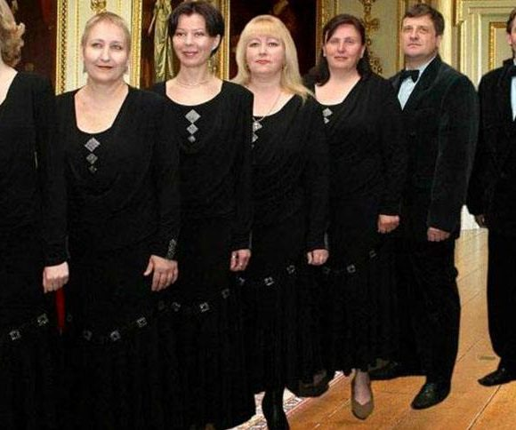 Концерт вокально-хорового ансамблю «СВЯТ-КОЛО»