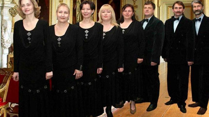 Концерт вокально-хорового ансамбля «СВЯТ-КОЛО»