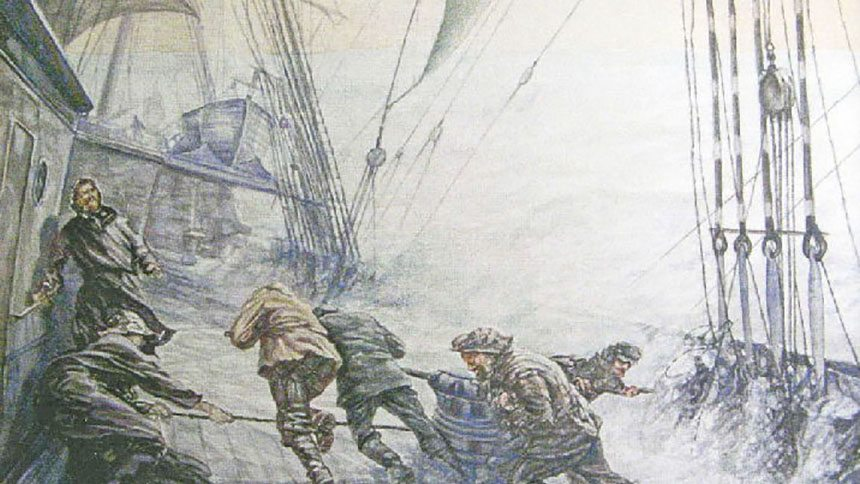 Персональная выставка живописи Александра Кореневского