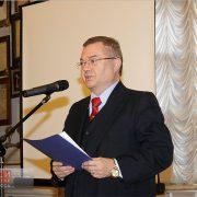 Творчий вечір Генерального консула Румунії Еміля Рапчі