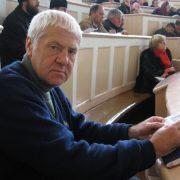 Встреча с Виктором Пахмурным и презентация сборника стихов»Белые тапочки»