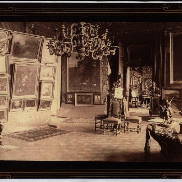 Дворец князей Гагариных – Одесский литературный музей