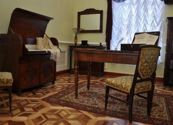 Пушкінський музей чекає на вас!