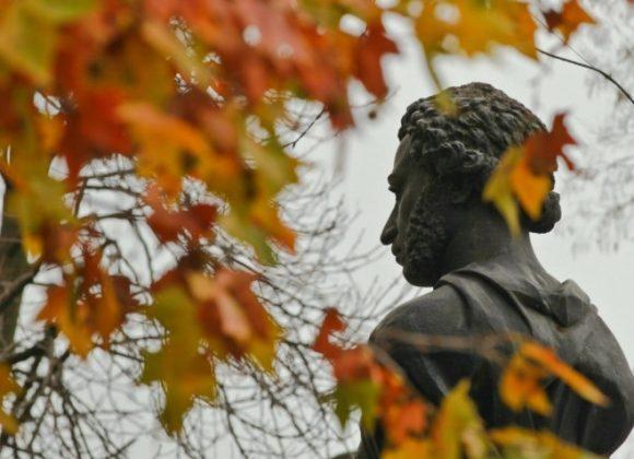 Одеська осінь Пушкіна