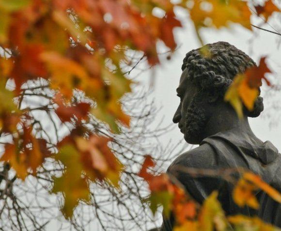 Одесская осень Пушкина