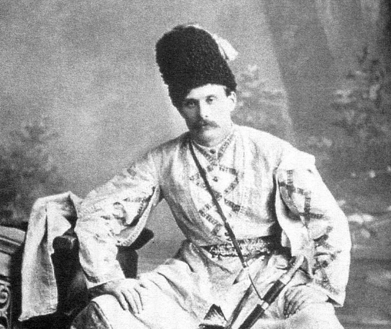 Микола Садовський – герой в житті, герой на сцені