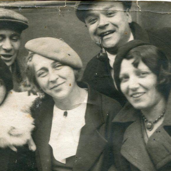 17 січня 1947. Сергій Бондарін – Генріетті Адлер