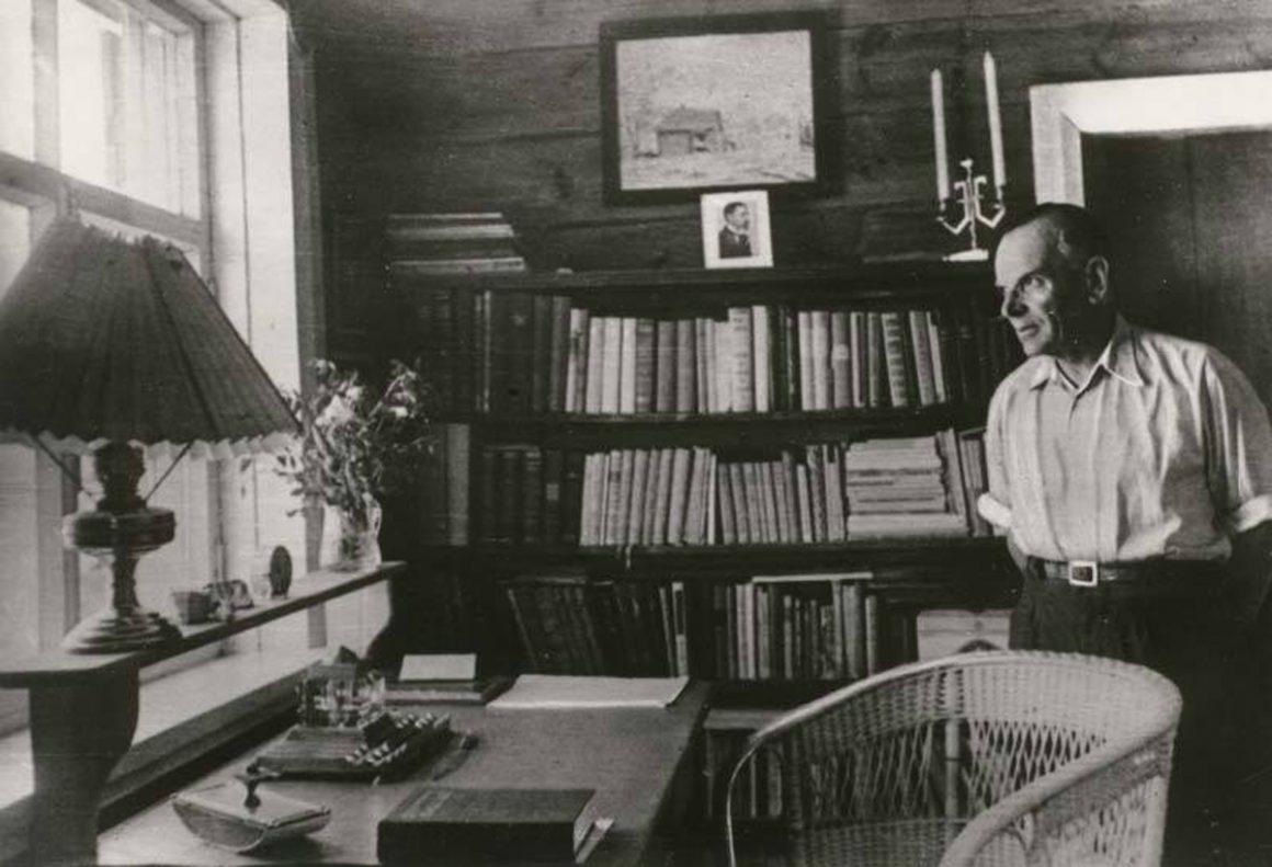 «Храмы муз» К.Г. Паустовского