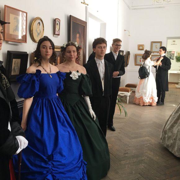 В музеї О.С. Пушкіна відзначили 222-ту річницю від дня народження поета