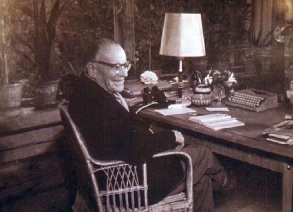 14 липня – День пам'яті Костянтина Георгійовича Паустовського (1892-1968)