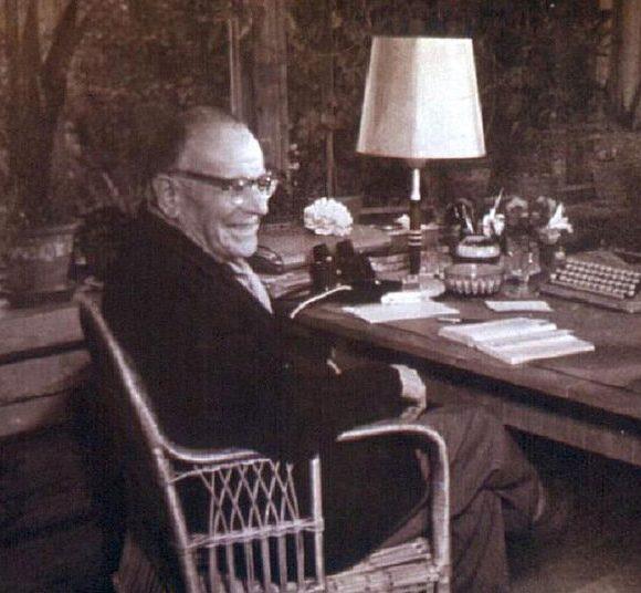 14 июля – День памяти Константина Георгиевича Паустовского (1892-1968)
